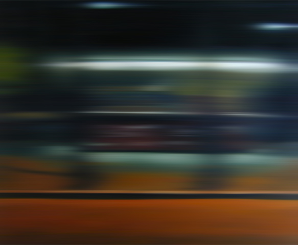 Alberto Perezsan Oil on Wood Barcelona Amsterdam Madrid Milan realism art painting posto di panini a milano
